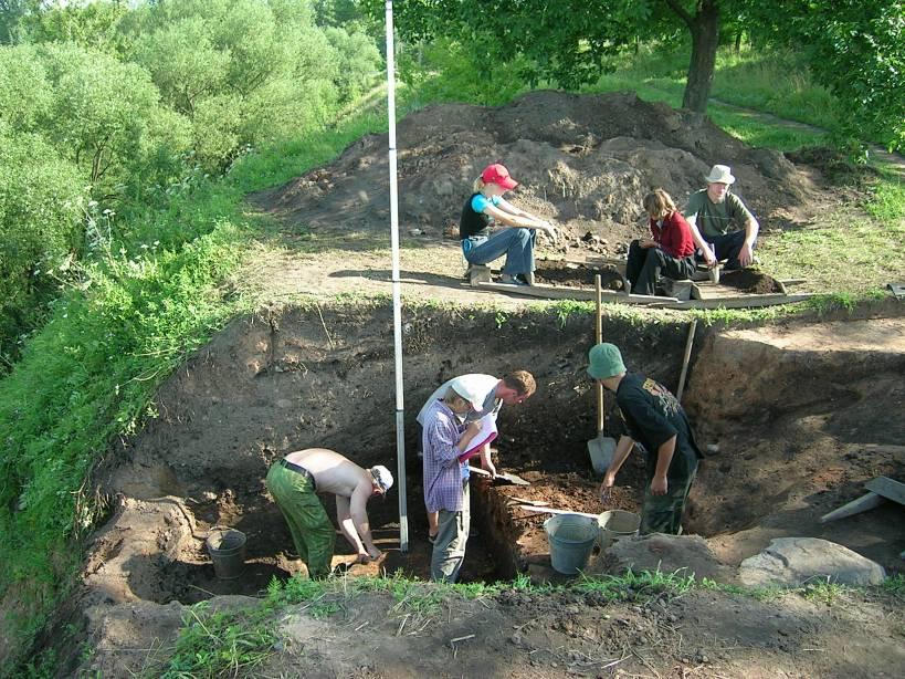 Тульские археологи сделали удивительные находки под Суворовом